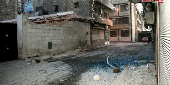 Cinco mártires y 40 heridos en bombardeos terroristas contra ciudad de Alepo