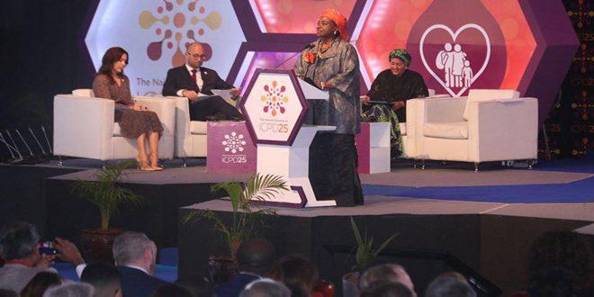 Siria participa en la Conferencia Internacional de Población y Desarrollo de Nairobi