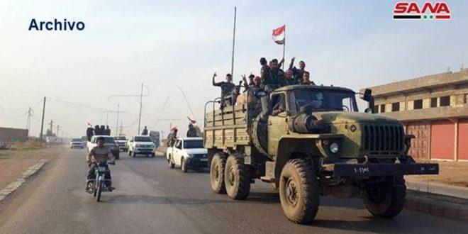 Ejército amplía su despliegue militar en Hasakeh y llega a la planta eléctrica de Mabrouka