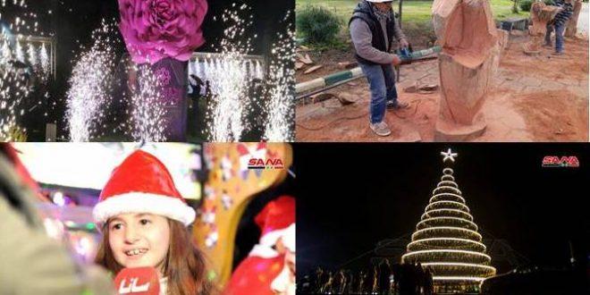 Intensas actividades muestran la recuperación de Siria en el campo de la cultura