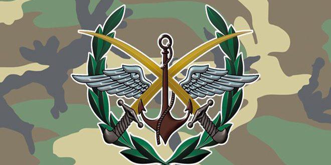 Fuente militar: El ejército sirio está decidido a erradicar lo que queda de terrorismo en Idleb y Alepo