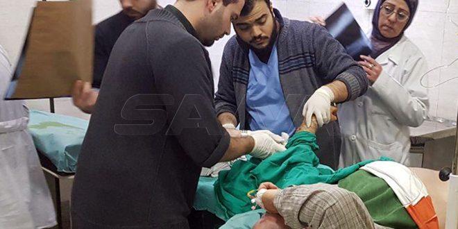 Bombardeos terroristas matan dos mujeres y un niño en Alepo
