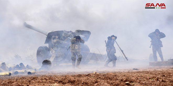 Ejército rechazó feroz ofensiva de los terroristas en el sudeste de Idleb