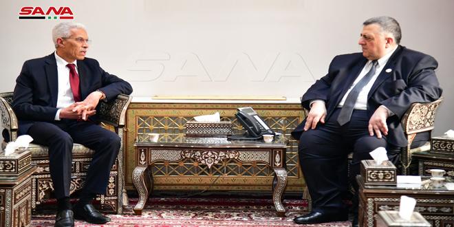 Damasco aprecia posturas de Argelia y las describe de honorables
