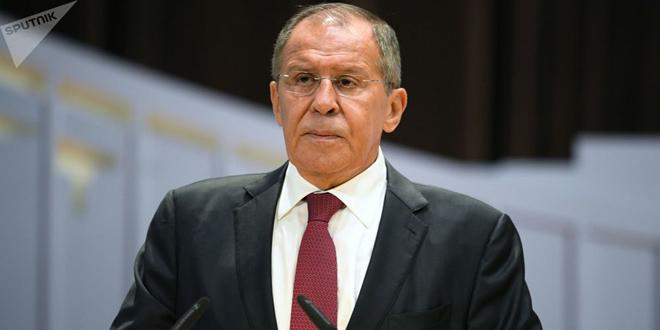 Lavrov ratifica necesidad de erradicar el terrorismo en Idleb, Siria