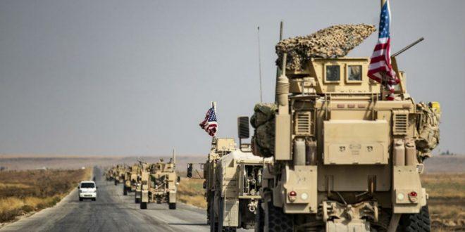 Protestas en Dier Ezzor en contra de fuerzas estadounidense