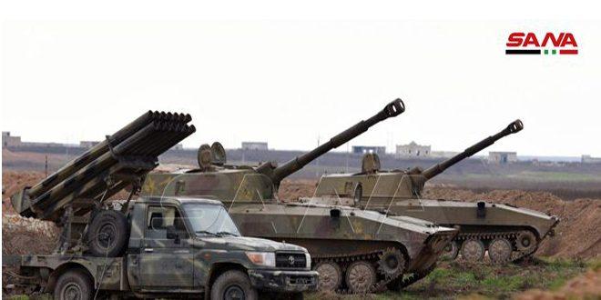 Ejército libera dos nuevas localidades en la provincia de Idleb