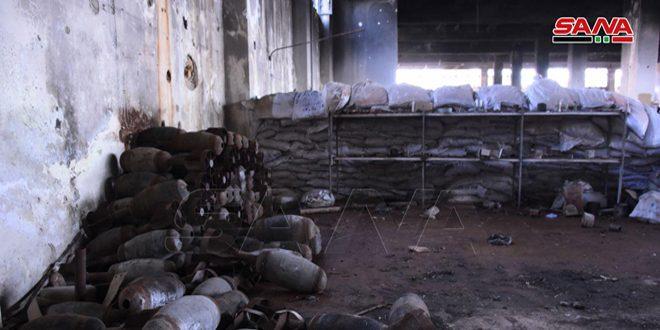 Terroristas convierten a plantas textiles en campos de entrenamiento