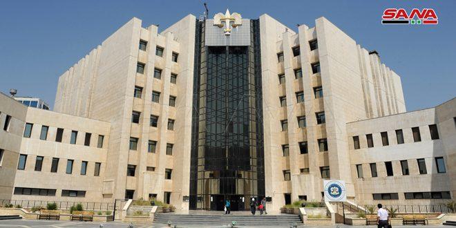 Siria prorroga suspensión de actividad judicial en tribunales por Covid-19