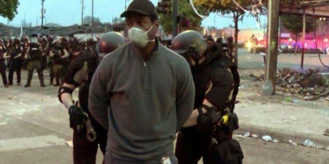 Policía estadounidense arresta al corresponsal de la CNN