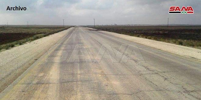 La autovía M-4 entre Hasakeh y Alepo se reabre ante el tráfico de pasajeros y mercancías