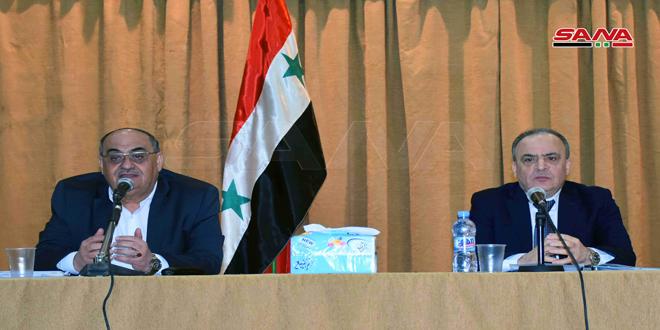 Siria lanza la Estrategia Nacional para el Desarrollo Agrícola