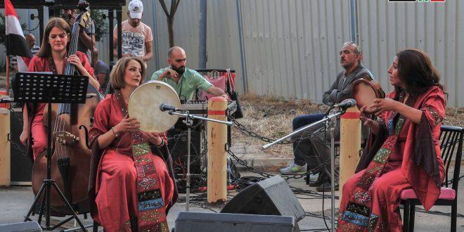 Música para agradecer al personal de Salud en Siria