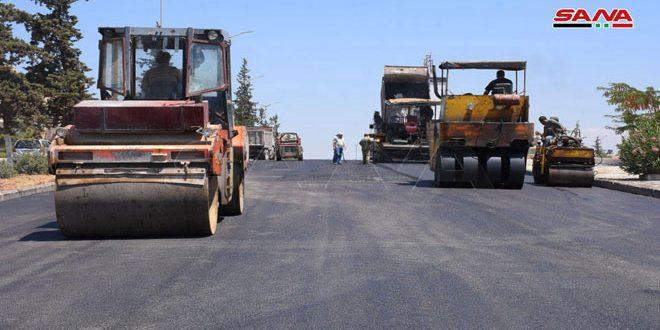 En marcha proyectos de rehabilitación y reconstrucción en Alepo