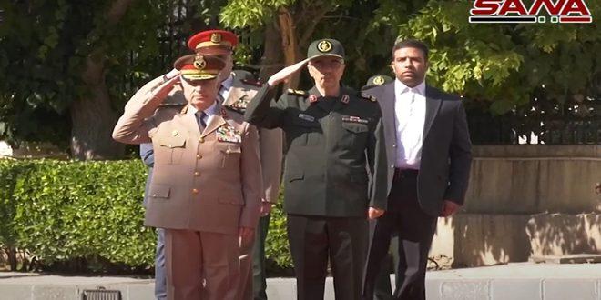 Reportaje en español: Siria e Irán firman tratado de cooperación militar