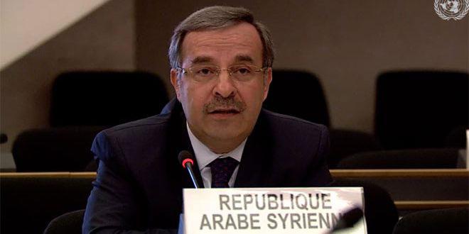 Siria denuncia ante la ONU el uso de drones para perpetrar acciones terroristas y agresiones militares