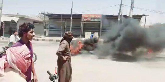 Vean en vídeo como vecinos de Deir Ezzor expulsaron a la milicia FDS respaldda por EE.UU