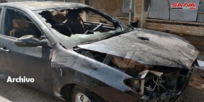 Once heridos en la explosión de una bomba en una boda en Deraa, Siria
