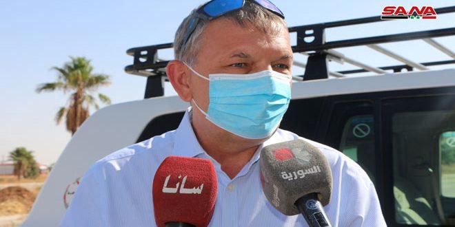 Comisionado General de la UNRWA agradece apoyo de Siria