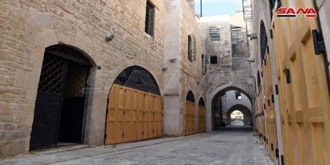 En fotos: Casco antiguo de Alepo recobra vida después de restaurar destrucción causada por el terrorismo