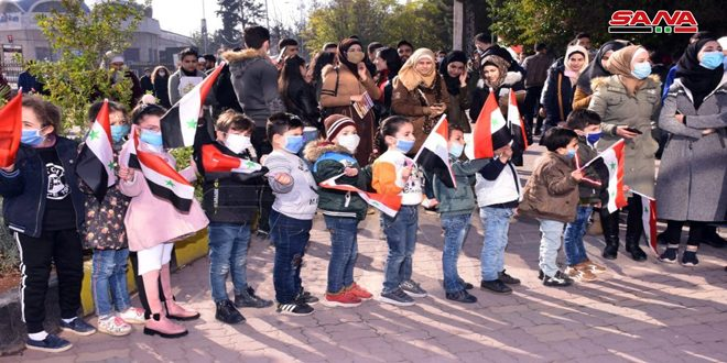 Sirios exigen retorno de Alejandreta( Liwa Eskandarun) a la patria siria