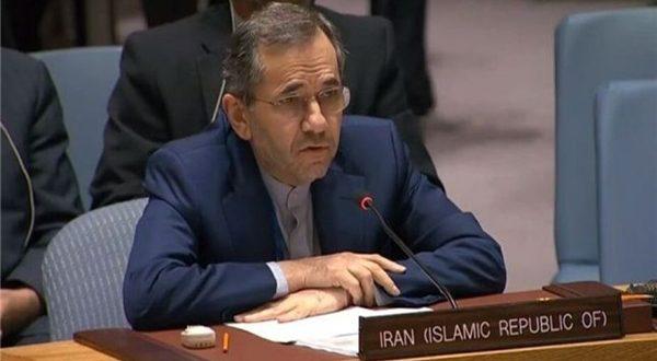 Irán insta a la salida completa de las fuerzas extranjeras presentes ilegalmente en Siria