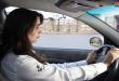 Mujer siria rompe con los moldes sociales y muestra perseverancia y éxito en su profesión de taxista. (fotos)