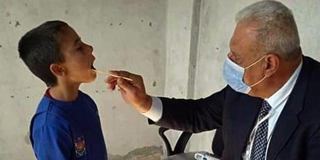 Abren nuevo centro de salud escolar en las zonas liberadas en Idlib