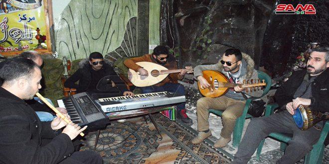 Militares heridos desafían la discapacidad y crean banda musical