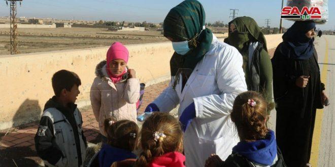 Reabren corredor en Deir Ezzor que une ambas orillas del río Éufrates (+ fotos)