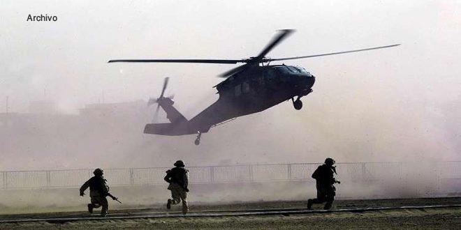 Washington traslada a terroristas del Daesh al desierto de Deir Ezzor, Siria