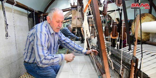 Con 55 años de dedicación, artesano sirio conserva su profesión de la extinción (+ fotos)