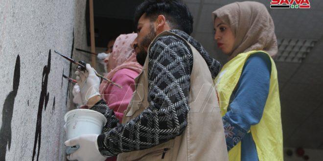 Iniciativa para remozar las escuelas en Deraa (+ fotos)