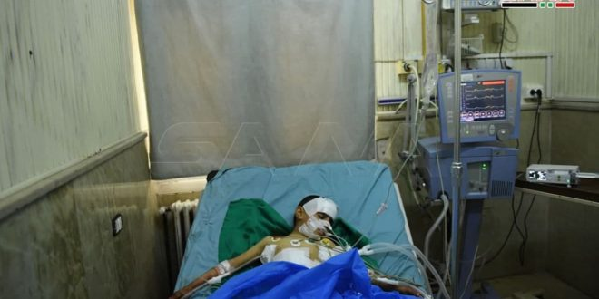 Estallido de bomba remanente de terroristas hiere a cinco civiles en Alepo (+fotos)