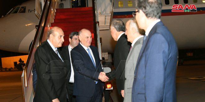 El presidente de Abjasia inicia una visita a nuestro país (+fotos)