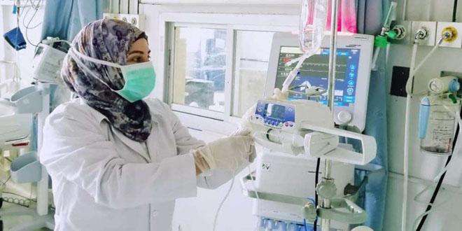 Confirman en Siria 60 nuevos casos y 280 recuperados de la Covid-19