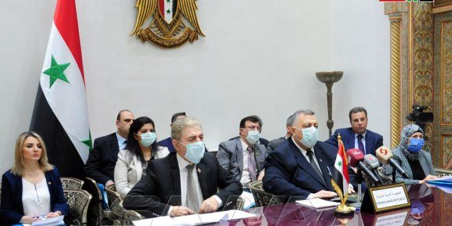 Siria participa en conferencia organizada por Unión Parlamentaria Árabe sobre la situación en Palestina