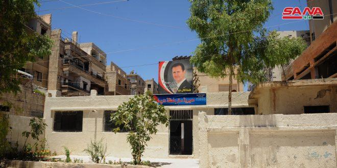 80 mil desplazados vuelven a sus hogares en Dareya, cerca de Damasco