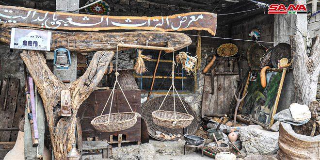 Sirio recolecta antigüedades del patrimonio sirio (+ fotos)