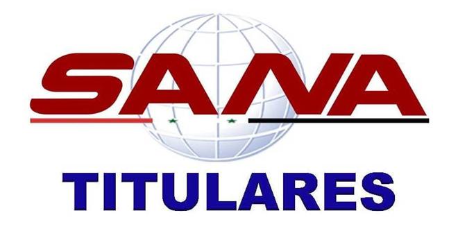 Titulares de la agencia SANA, 13 de junio