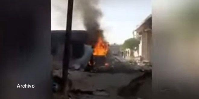 Ocupante turco ataca dos localidades al norte de Alepo