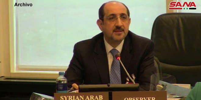 Repetidas agresiones israelíes contra Siria consagran el terrorismo de estado que practica la entidad ocupante, fustiga Sabbagh