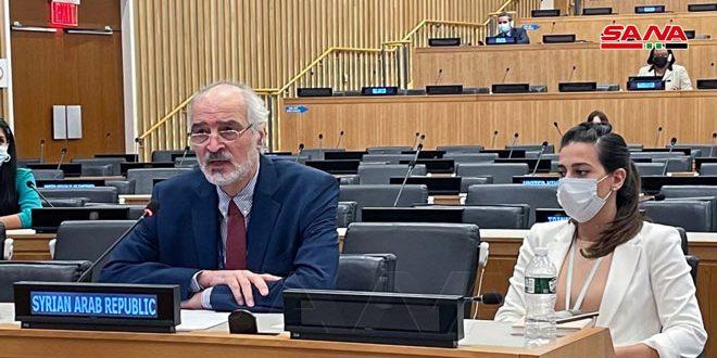 Siria exige respuesta integral y unificada contra la discriminación racial y la xenofobia