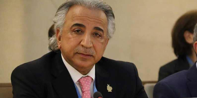 Apoyo occidental a organizaciones terroristas agravó crisis en Siria, afirma Dashti