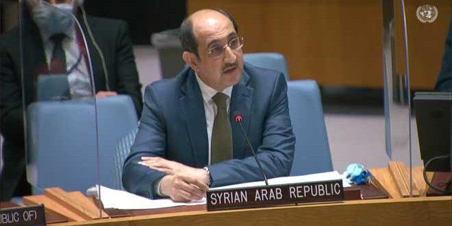 Sabbagh: Las reconciliaciones logradas en Deraa corroboran el interés de Siria en restaurar la estabilidad en todas las partes del país