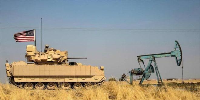 EEUU sigue saqueando públicamente el petróleo de Siria