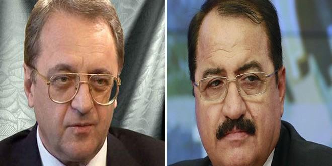 Bogdanov y Haddad examinan evolución de la situación en Siria