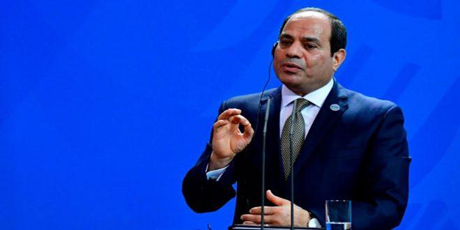 Egipto reitera su rechazo a intentos de violar la soberanía de Siria