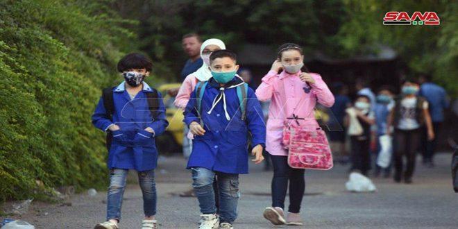 Ministerio de Educación exige hacer cumplir protocolos sanitarios en centros educativos