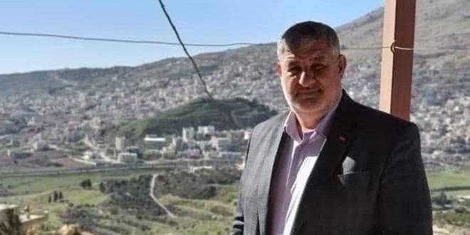 Los golaneses condenan el crimen israelí de asesinar a Medhat al-Saleh